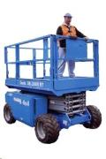 Rental store for SCISSOR LIFT 26  RT in Grand Island NE
